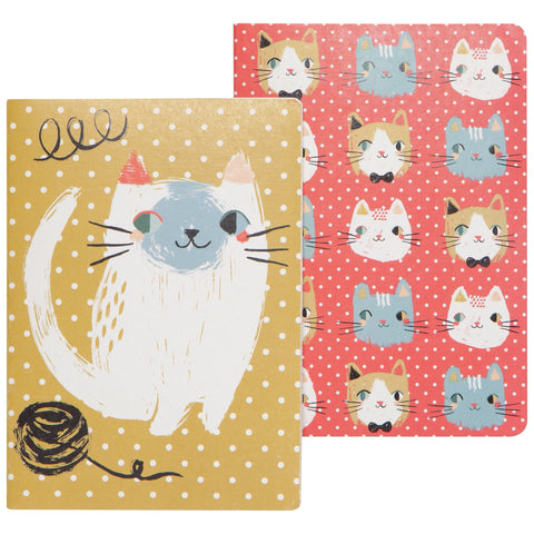 Notebook Meow Meow Set of 2