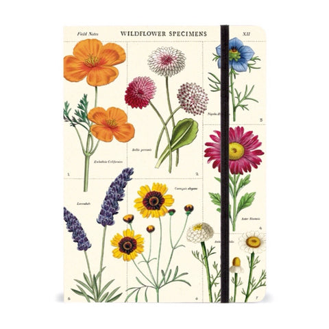 Notebook Wildflower