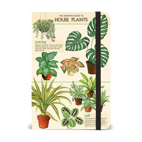 Notebook House Plants