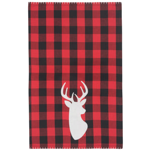 Tea Towel Deer