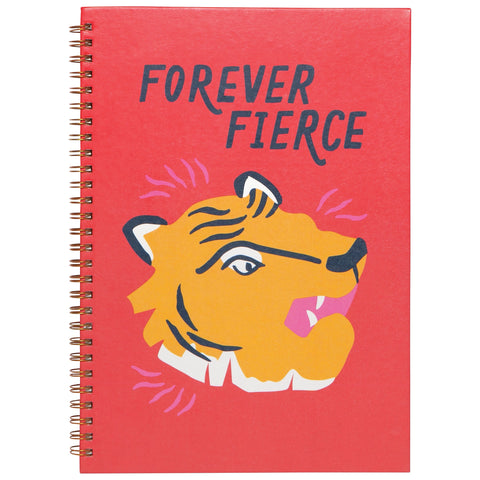 Ring Bound Notebook Fierce