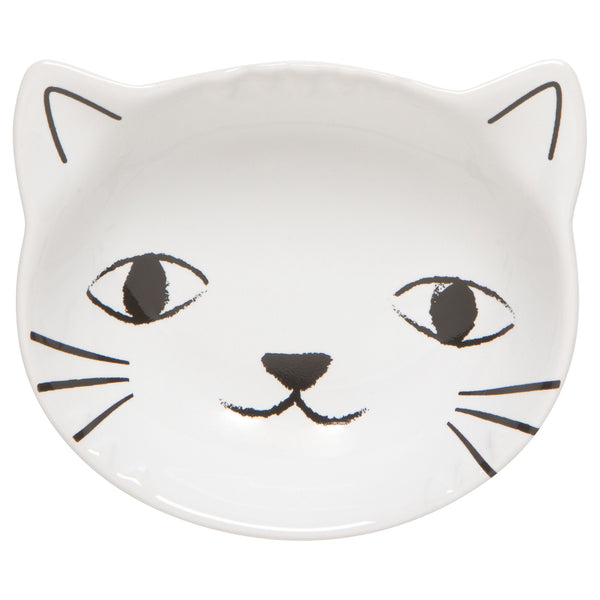 Cat Shaped Pinch Bowl -Set of 6