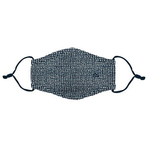 Face Mask with Filter Pocket Dots