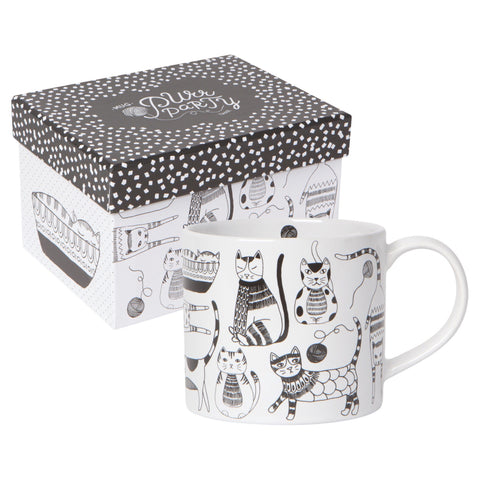 Mug in a Box Purr Party