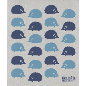 Swedish Dishcloth Hedgehog -Set of 2