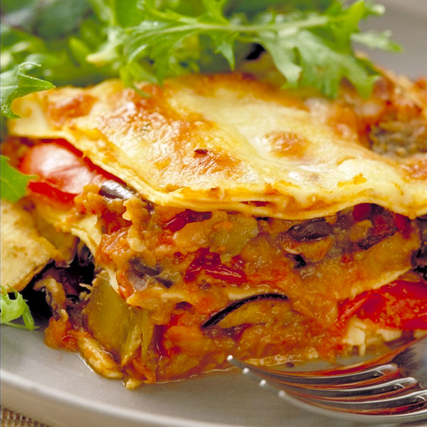 Roasted Vegetable Lasagne - 1 Kg