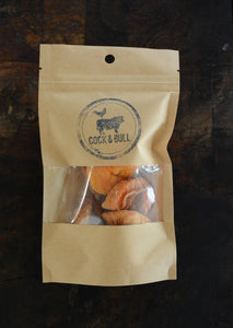 Dried Peach Halves - 100 g