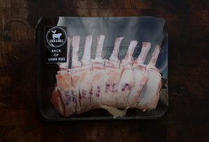 Lamb Rack of Ribs - 1 Kg