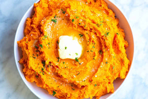 Roasted Sweet Potato Mash - 400g