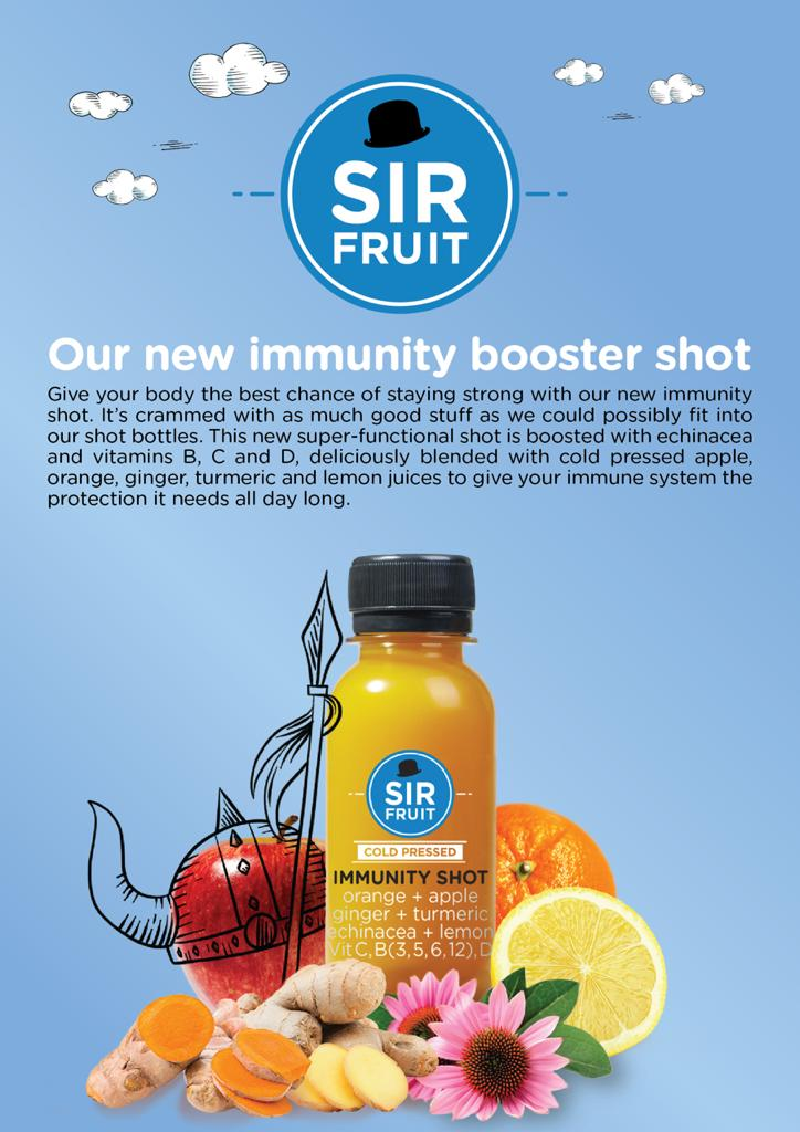 Health Shots - 100ml (Min order 4 x 100ml) R21 each