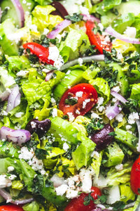 Greek Tossed Salad