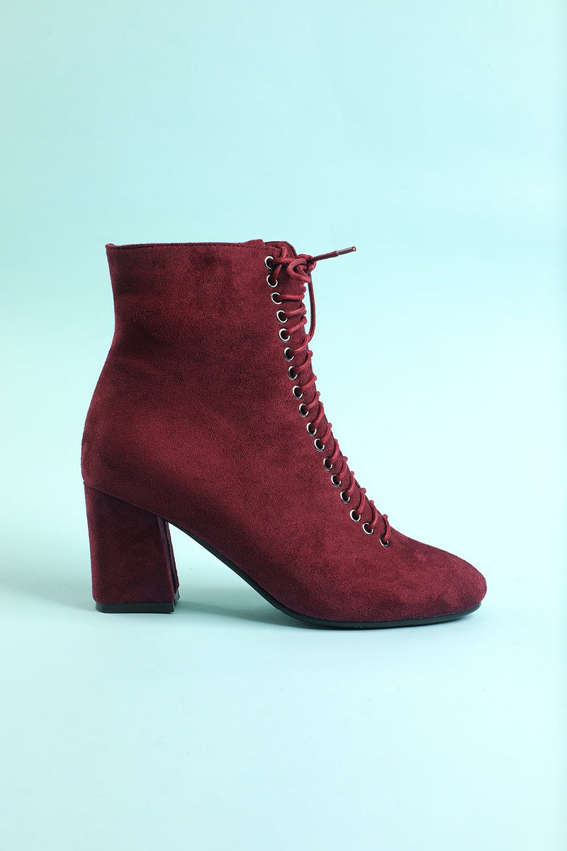 Load image into Gallery viewer, Kvinnors Bourgogne Martin Boots