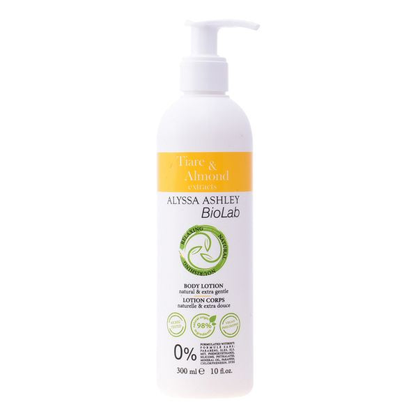 Bodylotion Biolab Tiare & Almond Alyssa Ashley (300 ml)