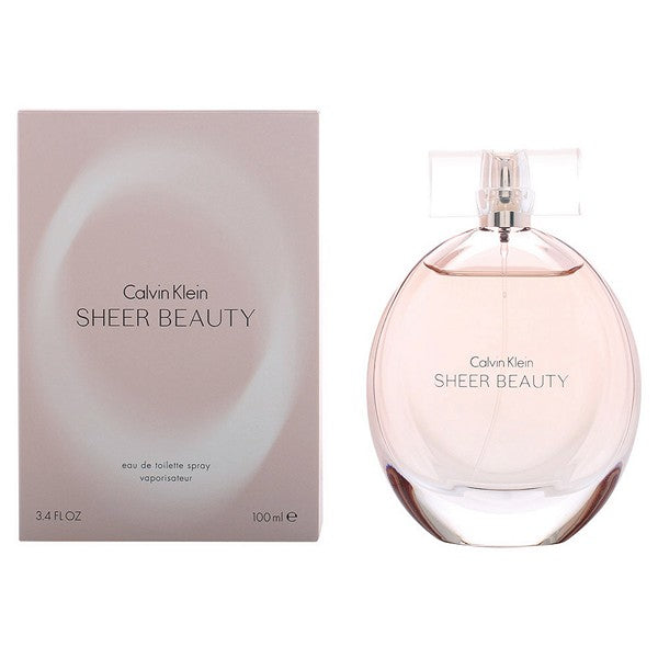 Dameparfume Sheer Beauty Calvin Klein EDT