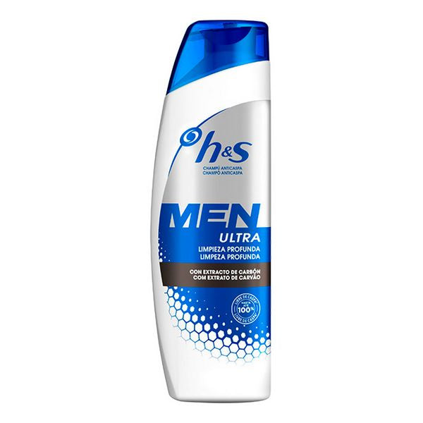 Dybderensende Shampoo Head & Shoulders (300 ml)