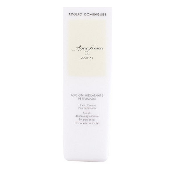 Bodylotion Agua Fresca de Azahar Adolfo Dominguez (500 ml)