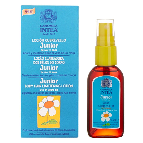 Loção Camomila Corporal Junior Camomila Intea (50 ml)