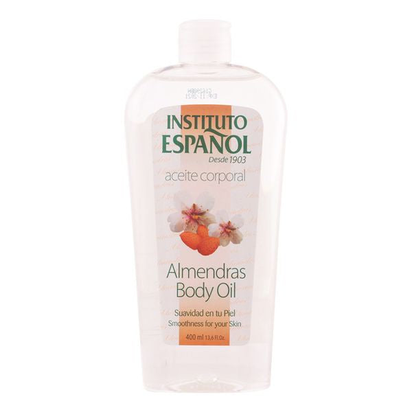 Kropsolie af Mandel Instituto Español (400 ml)