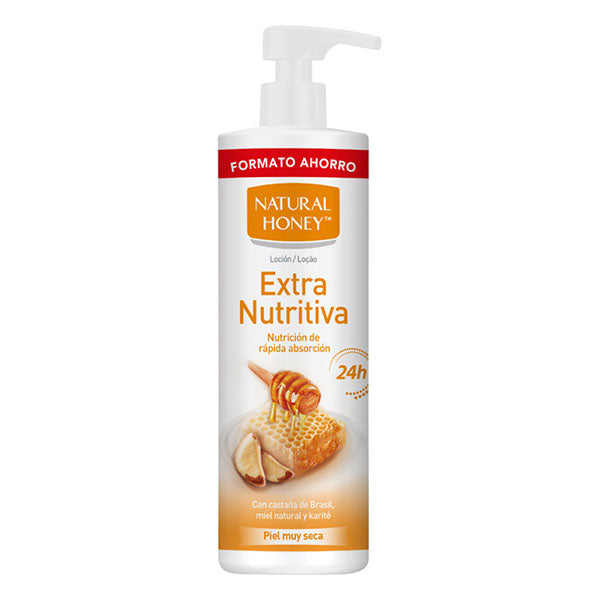 Bodylotion Extra Nutritiva Natural Honey (700 ml)