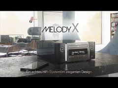 M-CR 612 Melody X Swiss Edition All in one Anlage