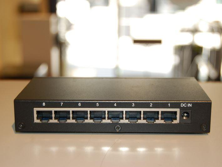 Bonn N 8 High End Switch