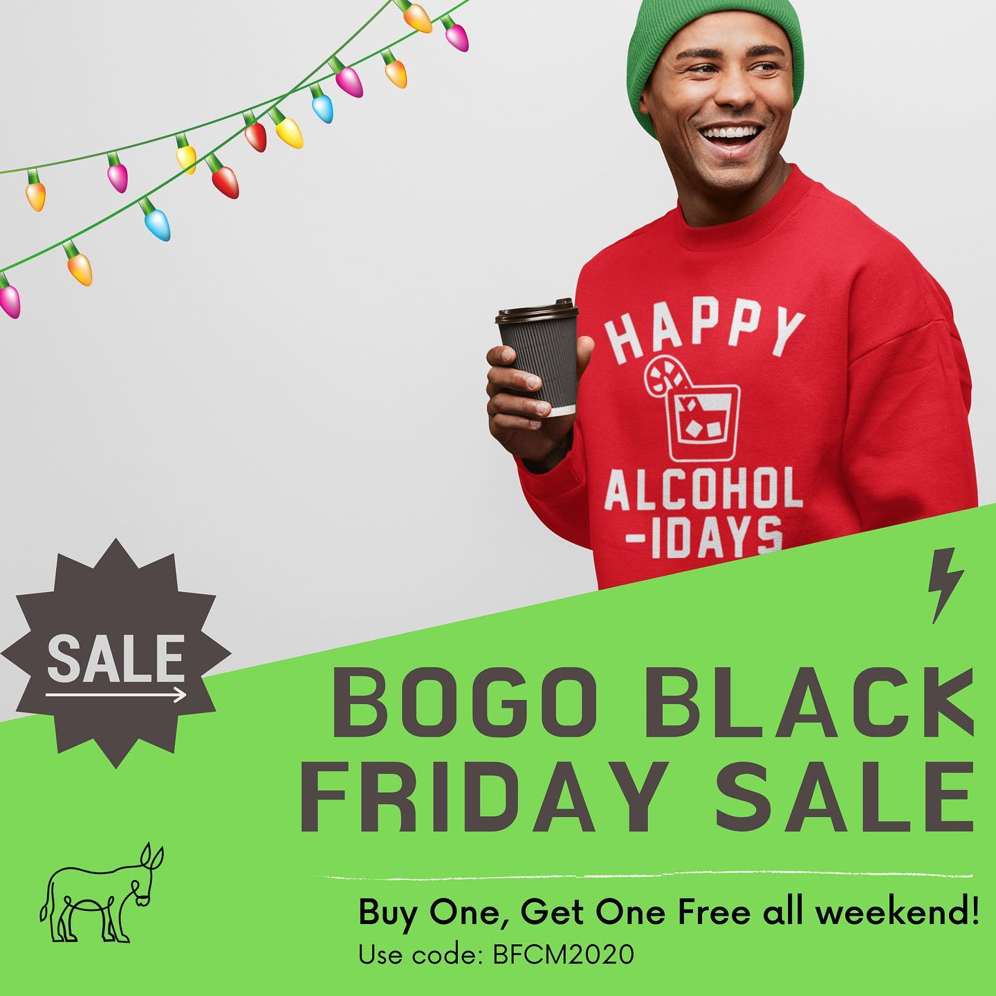 Our #BlackFriday deal is here!...