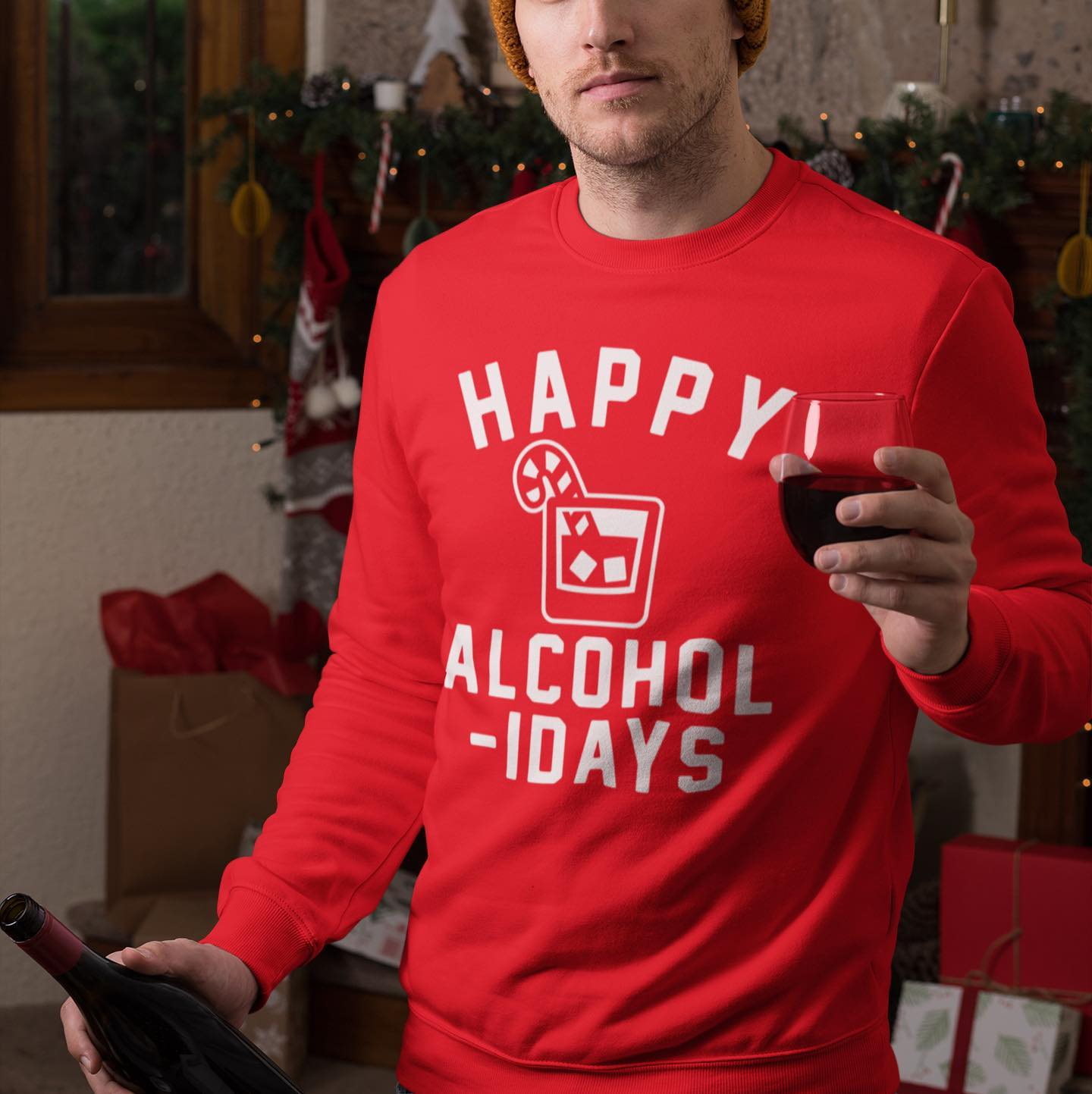 Happy Alcohol-idays!🙌 The deadline to...