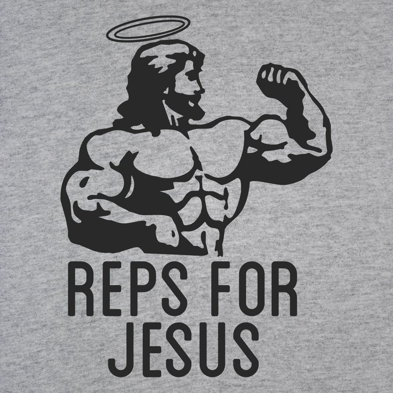 Reps For Jesus - DonkeyTees
