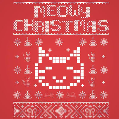 Meowy Christmas Cats - DonkeyTees