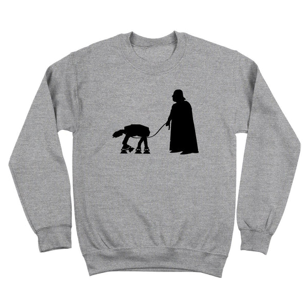 At-At Walker Crewneck Sweatshirt