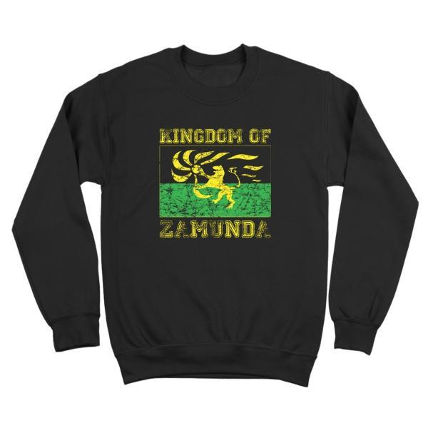Kingdom Of Zamunda Crewneck Sweatshirt
