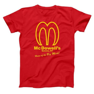 Mcdowell's Golden Arches - DonkeyTees
