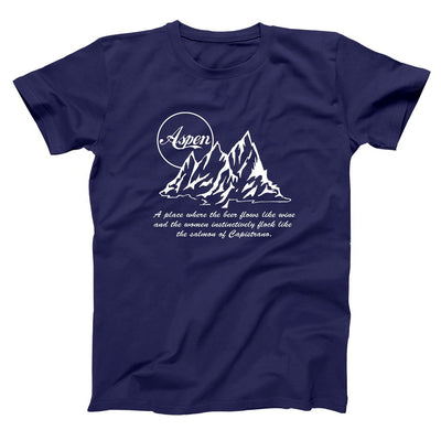 Aspen Wine - DonkeyTees