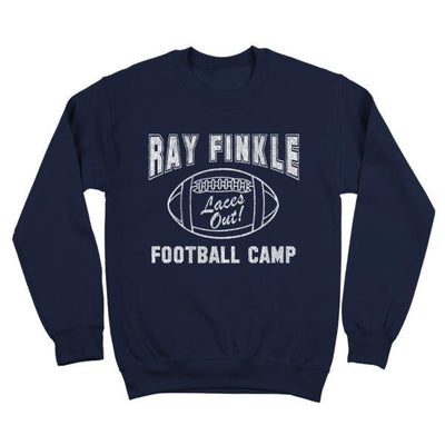 Ray Finkle Football Camp Laces Out - DonkeyTees
