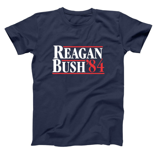 Reagan Bush 84 Men's T-Shirt - Donkey Tees