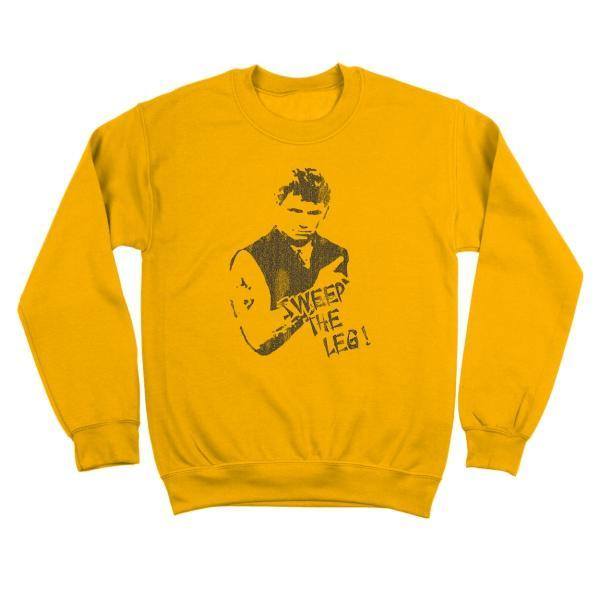 Sweep The Leg Crewneck Sweatshirt