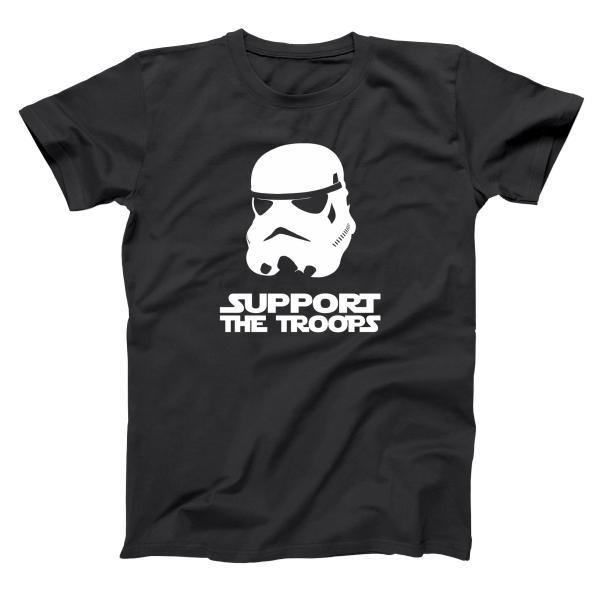 Support The Troops Men's T-Shirt