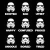Storm Trooper Emotions