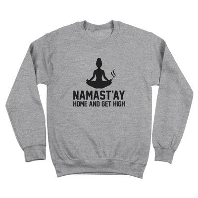 Namastay Get High - DonkeyTees