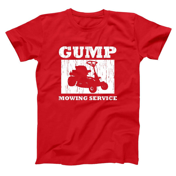 Gump Mowing Men's T-Shirt