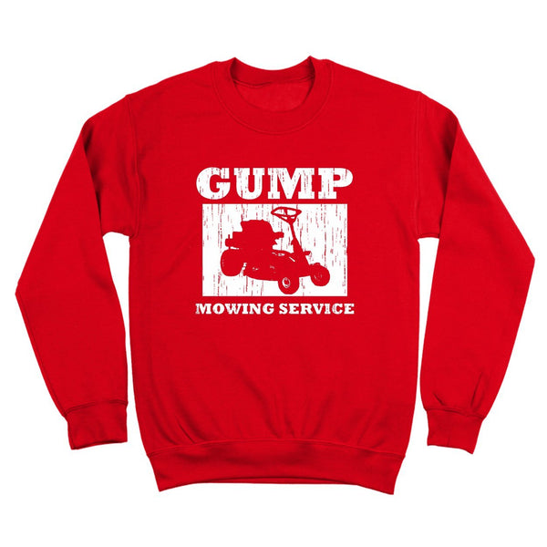 Gump Mowing Crewneck Sweatshirt