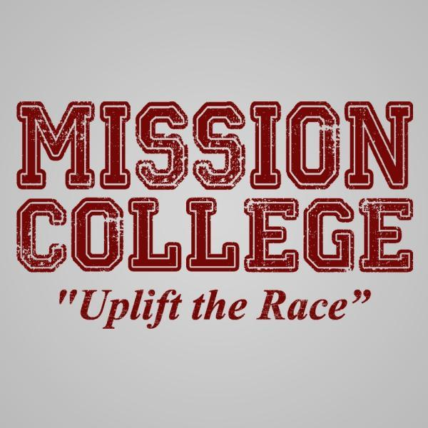 Mission College Maroon - DonkeyTees