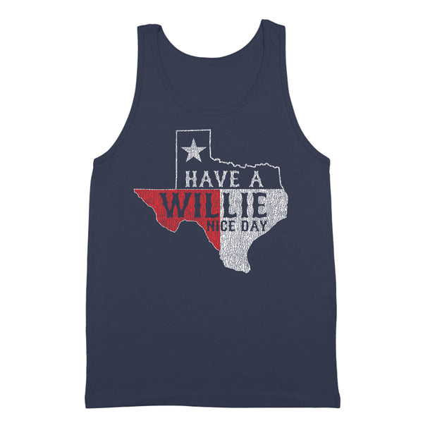 Have A Willie Nice Day Tank Top