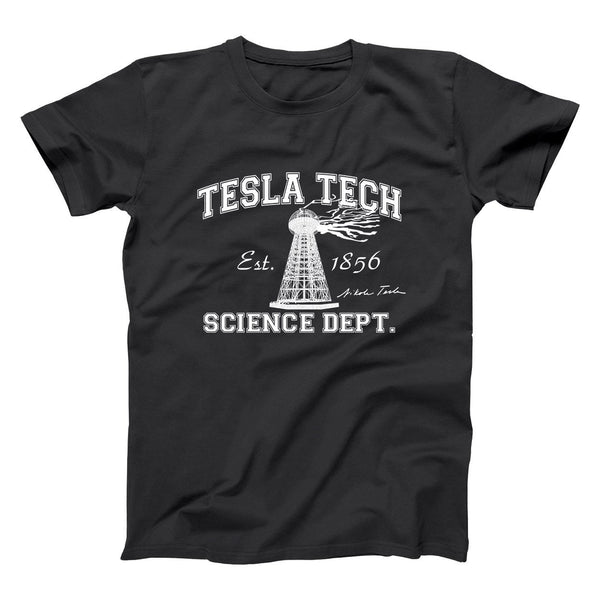 Tesla Tech Men's T-Shirt - Donkey Tees