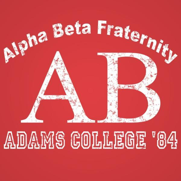 Alpha Beta Adams Atoms College - DonkeyTees