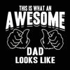 Awesome Dad - DonkeyTees