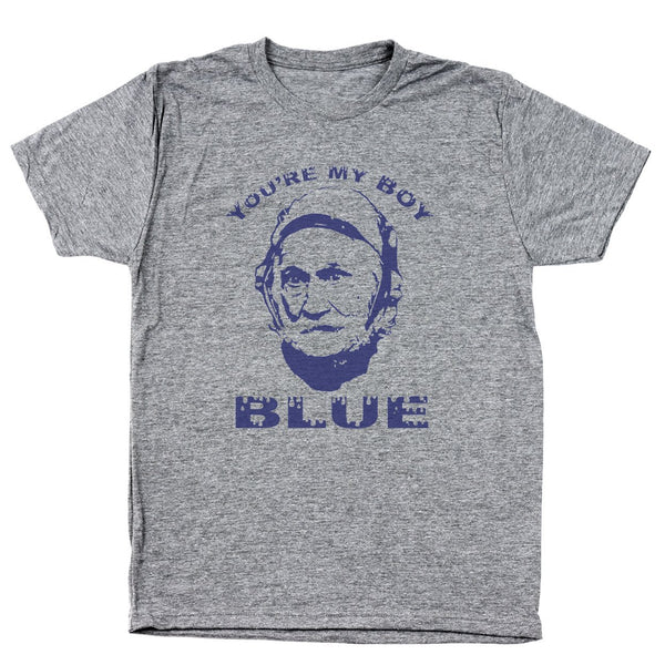 You're My Boy Blue Men's Tri-Blend T-Shirt