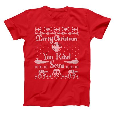 Merry Christmas You Rebel Scum - DonkeyTees
