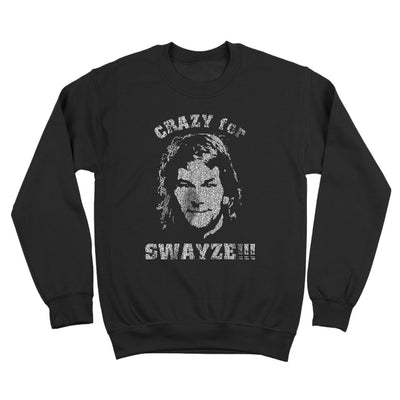 Crazy For Swayze - DonkeyTees
