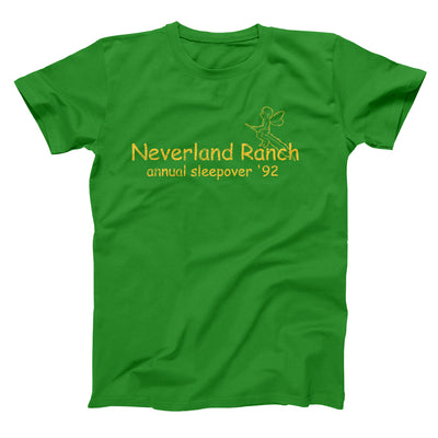 Neverland Ranch Sleepover 92